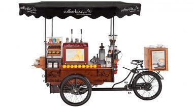 Coffee-bike! - Hatfield Park Farm